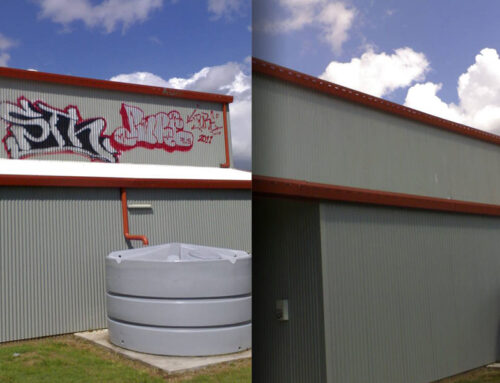 Expert Graffiti Removal