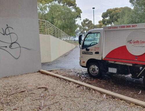 Graffiti Removal Maintenance Agreements