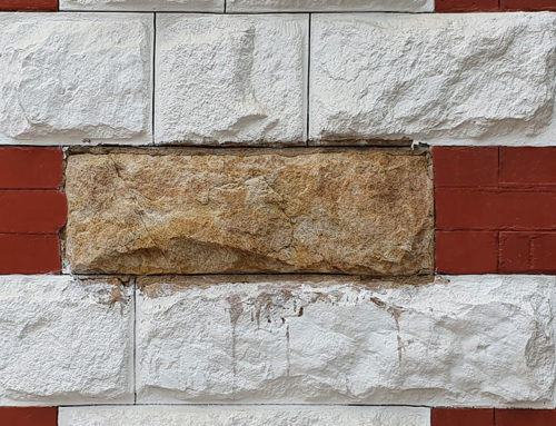 Removing Paint From Stone