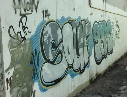 Graffiti Prevention and Rapid Removal